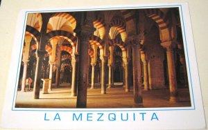 Spain Cordoba La Mezquita Columnas - posted 1997