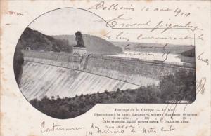 Belgium Gileppe Barrage de la Gileppe La Mur 1904