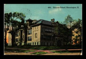 BLOOMINGTON ILLINOIS EDWARDS SCHOOL