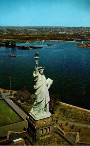 New York City Statue Of Liberty