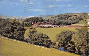 Burnsall Yorkshire, Wharfedale's Popular Villages Bridge General view