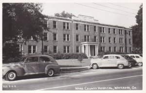 RP; WAYCROSS, Georgia, 1930-1940s; Ware County Hospital