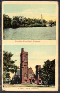 St Paul's Episcopal Church,Milwaukee,WI BIN