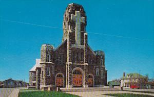Canada Eglise St-Jerome Matane Quebec