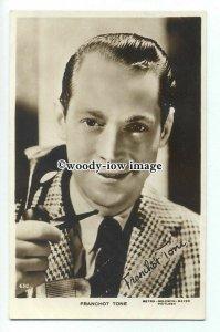 b5015 - Film Actor - Franchot Tone, M.G.M. No.63C - postcard