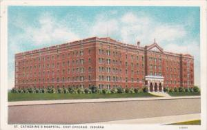 Indiana East Chicago St Catherine's Hospital Curteich