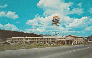 FLAGSTAFF , Arizona , 1971 ; Rodeway Inn ; RT 66