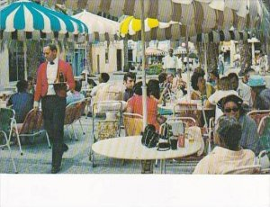 Netherland Antilles Curacao Gomez Square &  Shopping District 1976