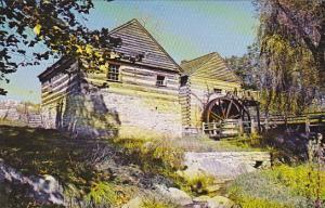 McCormick's Mill Steeles Tavern Virginia