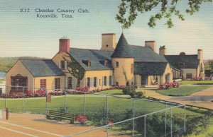 KNOXVILLE , Tennessee , 1930-40s ; Cherokee Country Club