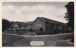 Tennessee Humboldt Elementary School Dexter Press
