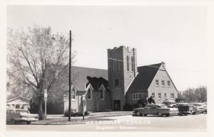 RP, HUGOTON, Kansas, 1940-50s; Methodist Church
