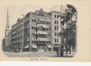 DAYTON , Ohio , 1900-10s ; Hotel Altas