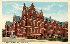 MA - Fall River. St. Anne's Hospital