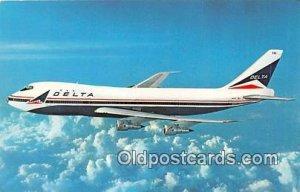 Fly Deltas 747 Unused