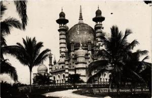 CPA AK SINGAPORE The Ubad Alah Mosque, Kuala Kau (a1402)