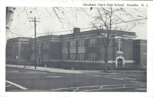 USA Abraham Clark High School Roselle New Jersey Posted 03.32