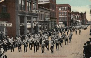 TORONTO (Ontario),  1900-10s ; Governor General bodyguards in Parade