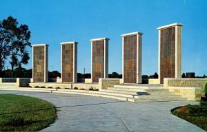KS - Abilene. The Eisenhower Center, Place of Meditation