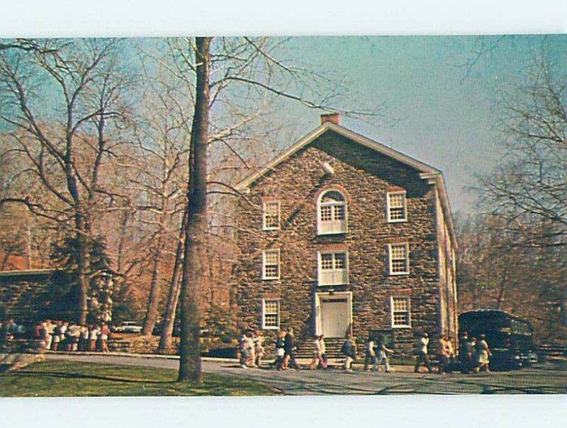 Chrome MUSEUM SCENE Wilmington Delaware DE AG0838