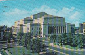 Missouri St Louis Henry W Kiel Municipal Auditorium 1963