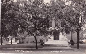 RP: First M.E. Church, ALMA , Michigan , PU-1947