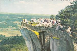 Famous Lovers Leap In Rock City Gardens Atop Lookout Mountain Chattanooga Ten...