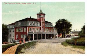 8212  RI  Block Island  Manisses  Hotel