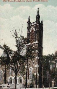 TORONTO, Ontario, Canada, 1900-1910's; Bloor Street Presbyterian Church