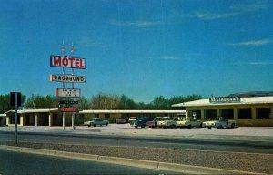 New Mexico Socorro Vagabond Motel and Restaurant