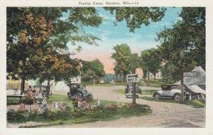 BARABOO , Wisconsin , 1910-20s; Tourist Camp