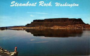Washington Steamboat Rock