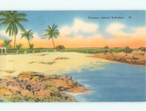Linen NICE VIEW Treasure Island - Nassau Bahamas i4305