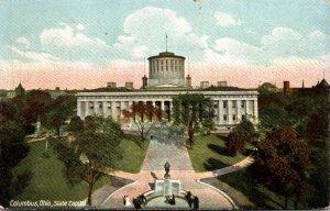 Ohio Columbus The State Capitol