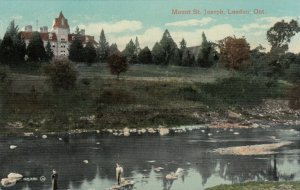 LONDON , Ontario , Canada , 1900-10s ; Mount St. Joseph