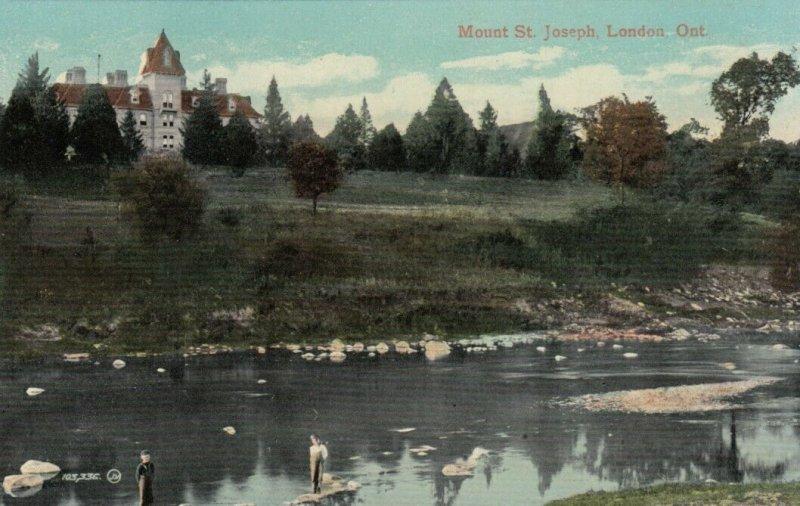 LONDON , Ontario , Canada , 1900-10s ; Mount St. Joseph