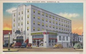 Georgia Gainesville The Dixie Hunt Hotel