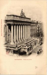 CPA St-ÉTIENNE Palais de Justice (665377)