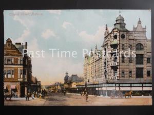 c1908 - South Africa: PRETORIA, Church Street - excellent animated street scene