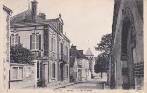 CHENY (Yonne), France, 00-10s La Mairie