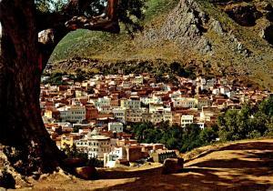 Morocco Xauen Vista General