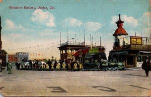 California Venice Miniature Railway