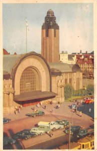 The Railway Station Finland, Suomi 1955