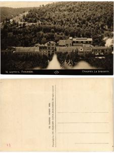 CPA AK SCHUMEN CHOUMEN La Brasserie BULGARIA (407037)