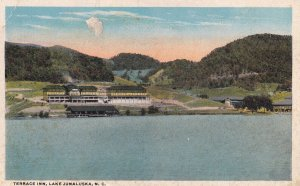 LAKE JUNALUSKA, North Carolina, 1900-1910s; Terrace Inn