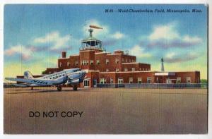 Airport, Minneapolis Minn