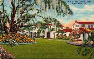 Florida Winter Park The Genius Estate Curteich