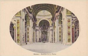 ROMA, Basilica di S. Pietro, Lazio, Italy, 10-20s