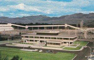 KITIMIT , B.C. Canada , 1950-60s ; Aluminium Co. Building