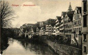 CPA AK Tubingen Neckaransicht GERMANY (938103)